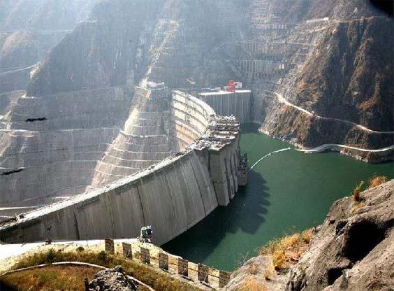 云南省小湾水电站