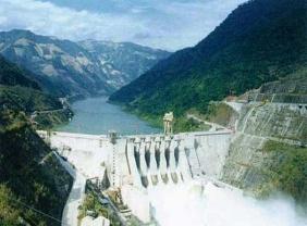 云南省大朝山水电站