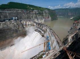 水电站大坝监测